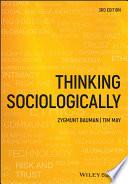 Thinking Sociologically 3e