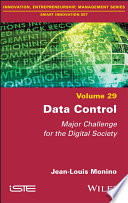 Data Control - Major Challenge for the DigitalSociety