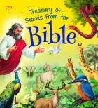 Treasury of Stories from the Bible (Binder)