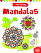 Little Artist Series - Copy Colour Mandala