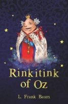 Rinkitink of Oz (Book 10)