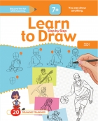 Learn to Drow Step by Step : People Level 1
