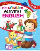 Kids Creative Activities (  English  ) 4 level series