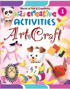 Kids Creative Activities (  Art and Craft  ) 4 level series