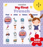 "Interactive book ""My First French"""
