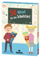 50 Puzzles for School Starters
