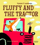 Fox Fluffy series. Fluffy and the Tractor