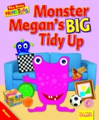 Monster Megan's BIG Tidy Up