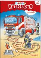 Colourful Puzzle Fun. Fire Brigade