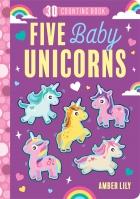 Five Baby Unicorns