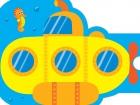 See & Say Board Books: Splish, Splash! Submarine