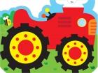 See & Say Board Books: Chug, Chug! Tractor