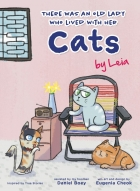 Furry Tales By Leia: There Was An Old Lady Who Lived With Her Cats