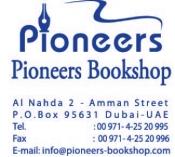 Pioneers Bookshop