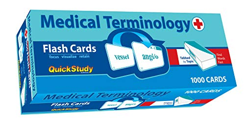 MEDICAL TERMINOLOGY-FLASH CARDS