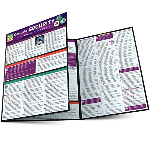 COMPUTER SECURITY LAMINATED STUDY GUIDE