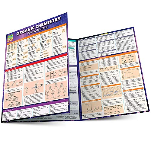 Cover image for ORGANIC CHEMISTRY FUNDAMENTALS LAMINATED STUDY GUIDE