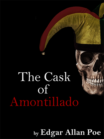 fiendish irony in the cask of amontillado by edgar allan poe Edgar allan poe born-death 1809-1849 what year was the cask of amontillado published 1846 even tho he drank excessively and needed money he had great success what kind of irony is this f i drink to dead people f this cold won't kill me.