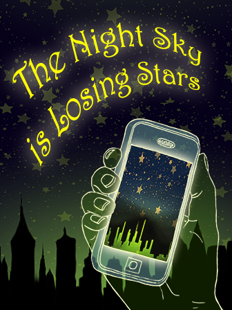 The Night Sky Is Losing Its Stars