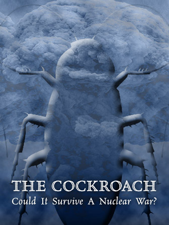 The Cockroach: Could it Survive a Nuclear War?