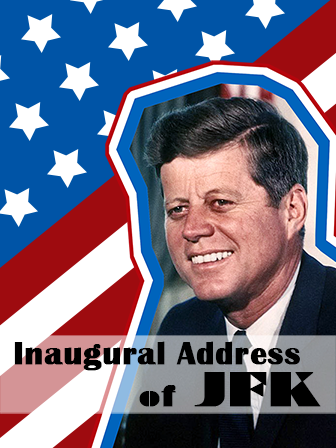 annotation of jfk s inaugural address Citation: inaugural address, kennedy draft, 01/17/1961 papers of john f  kennedy: president's office files, 01/20/1961-11/22/1963 john f kennedy  library.