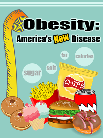 Obesity: Americas New Disease