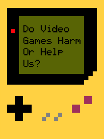Do Video Games Harm Or Help Us?
