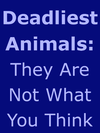Deadliest Animals: They Are Not What You Think