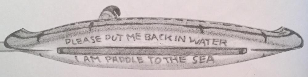 Paddle bottom