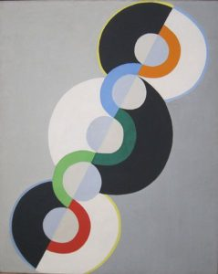 Endless Rhythm_Robert Delaunay
