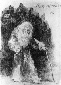Goya_I Am Still Learning