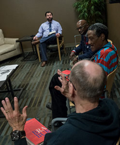 Group Shot Veterans Domiciliary