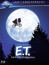 E.T.: The Extra-Terrestrial Anniversary Edition - Blu-ray/DVD Combo