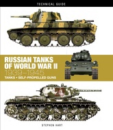 Russian Tanks Of World War II 1939-1945: Tanks, Self-Propelled Guns
