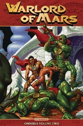 The Warlord Of Mars Omnibus Volume 2