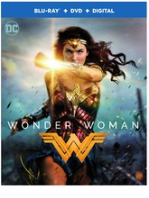 Wonder Woman - Blu-ray/DVD Combo