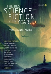 The Best Science Fiction Of The Year, Volume Three