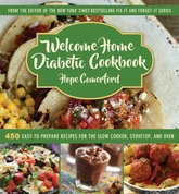 Welcome Home Diabetic Cookbook