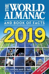 World Almanac Book of Facts 2019