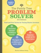 The Family Tree Problem Solver, 3rd Edition