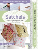 Build A Bag Book & Templates: Satchels