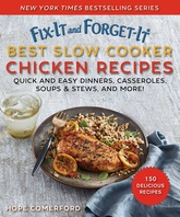 Fix-It and Forget-It Best Slow Cooker Chicken Recipes