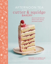 Afternoon Tea at the Cutter & Squidge Bakery
