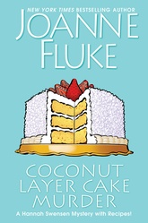Coconut Layer Cake Murder (Large Print)