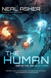 Human: Rise Of The Jain, Book Three