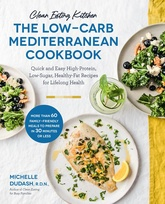 The Low-Carb Mediterranean Cookbook