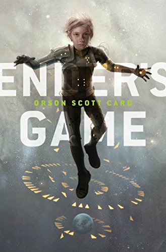 Science Fiction Books - Enders Game by Orson Scott Card