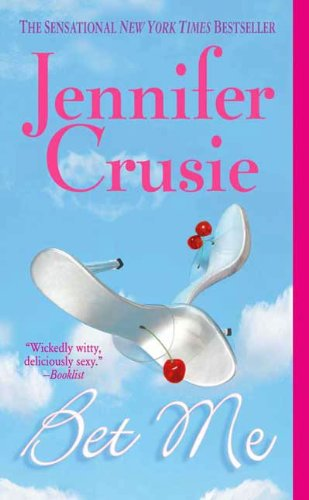 contemporary romance books - bet me by Jennifer Crusie