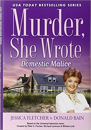 Cozy Mysteries books - Murder She Wrote by Jessica Fletcher