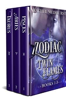 Zodiac Twin Flames (Books 1 – 3)